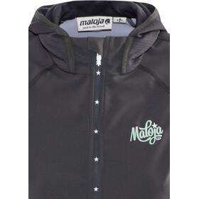 Maloja ZulaM. Hooded Multisport WB Jacket Dam charcoal